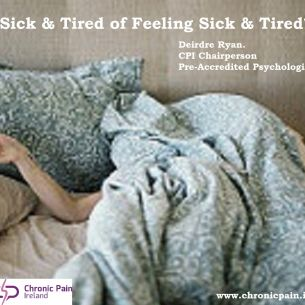 Sick & Tired of Feeling sick and tired?