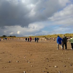 Youghal 4K Beach Walk - Pain Awareness Month