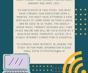 Music Therapy for Chronic Pain